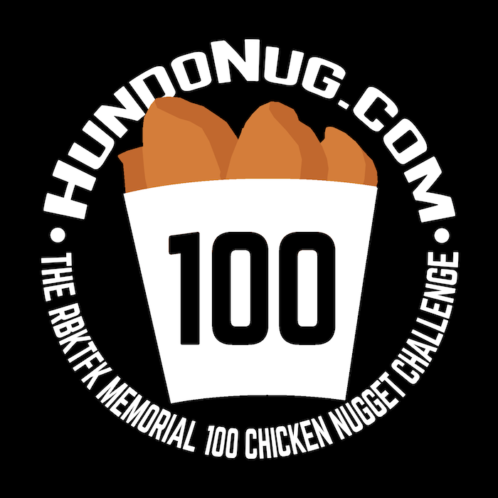 100 Chicken Nuggets, in 100 days. It's a 100 episode vlog/web series.