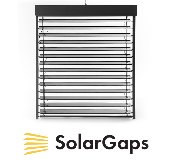 Solar Energy Producing Window Treatments
