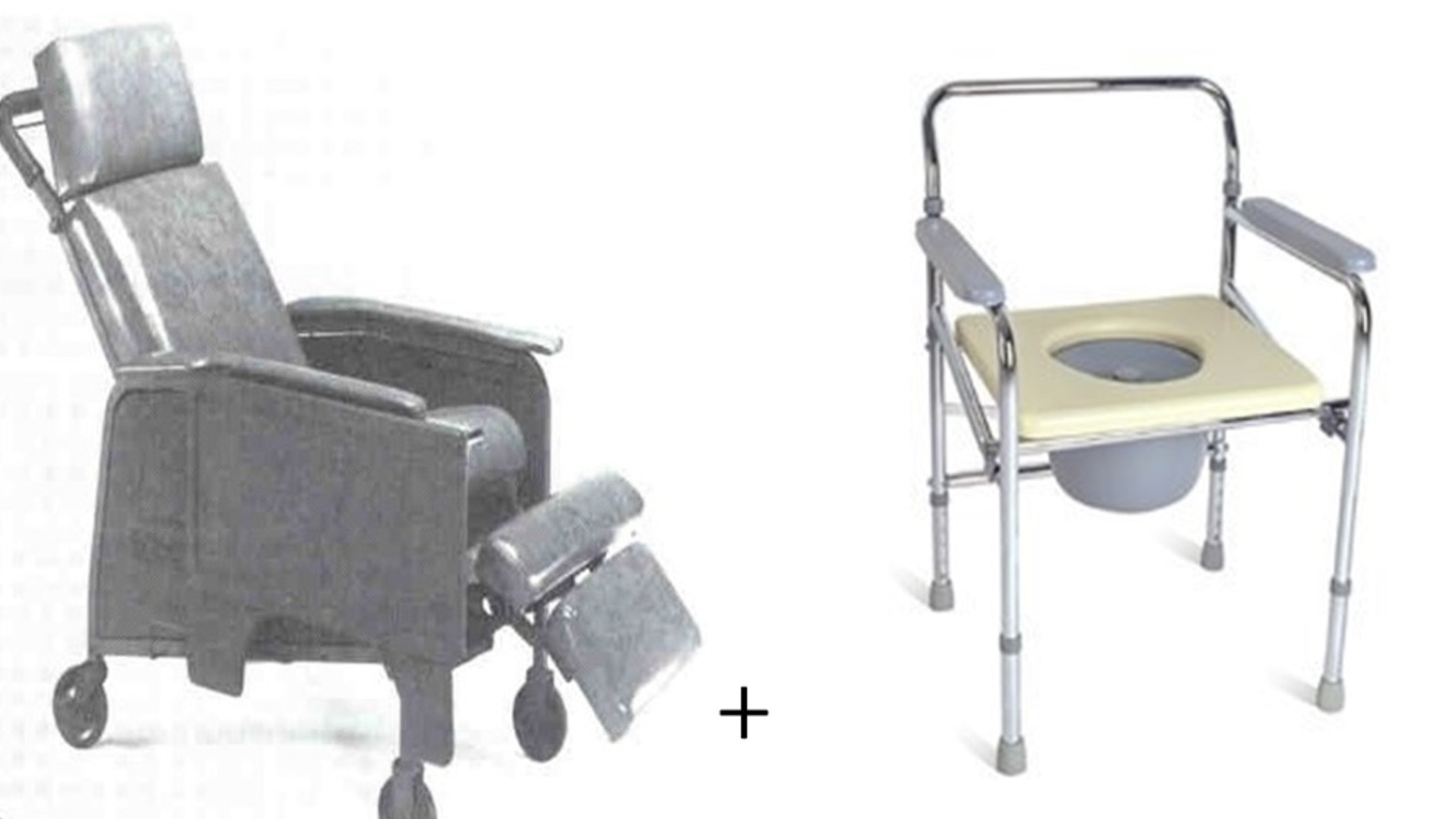 Cardiac commode chair - this needs to exist! by Dan Sterling ...