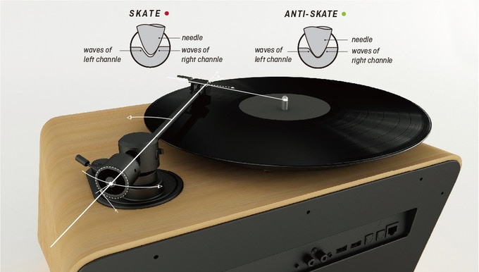 Seed turntable | Quality, power and design, in one setup by