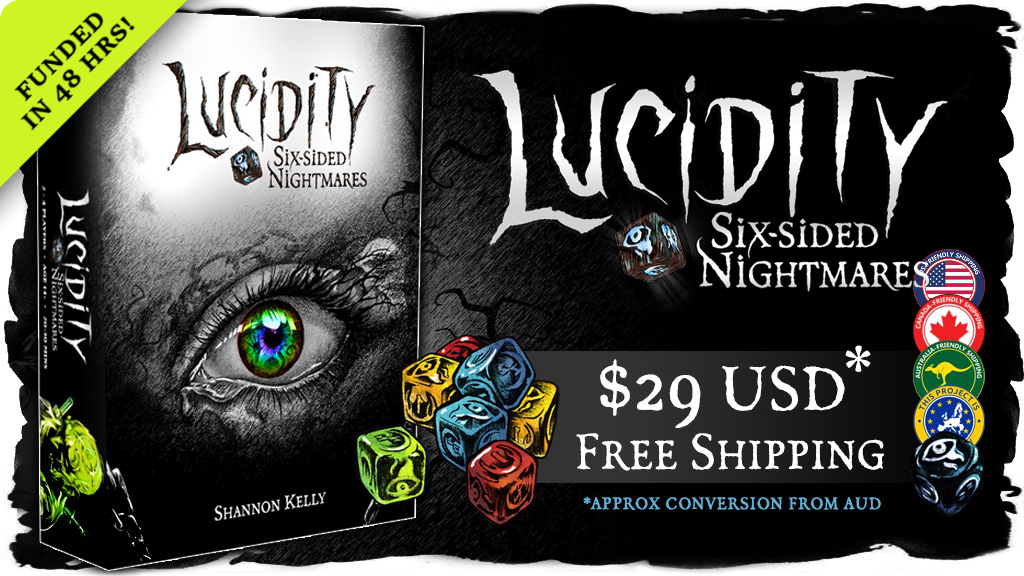Lucidity: Six-sided Nightmares Project-Video-Thumbnail
