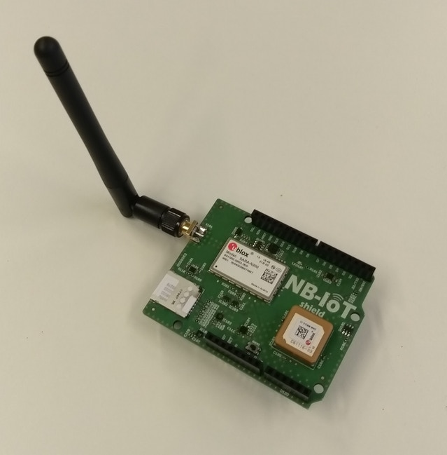 The first NB-IoT shield for Arduino: supported by T-Mobile by SODAQ