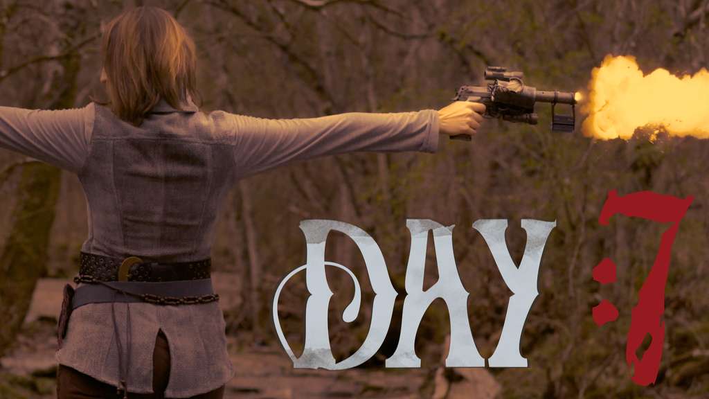 Day 7 - fantasy/sci-fi film project video thumbnail