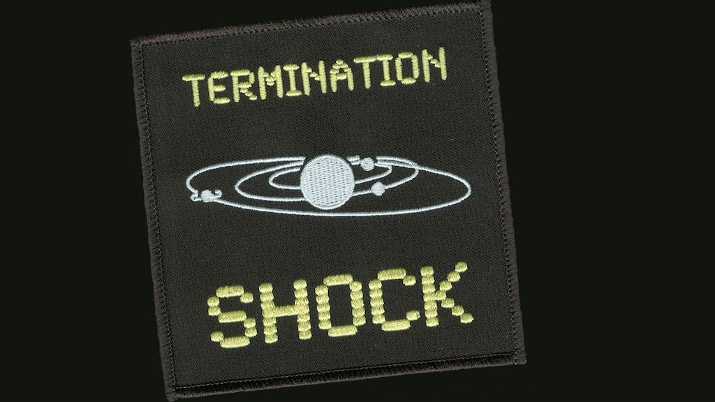 TERMINATION SHOCK project video thumbnail