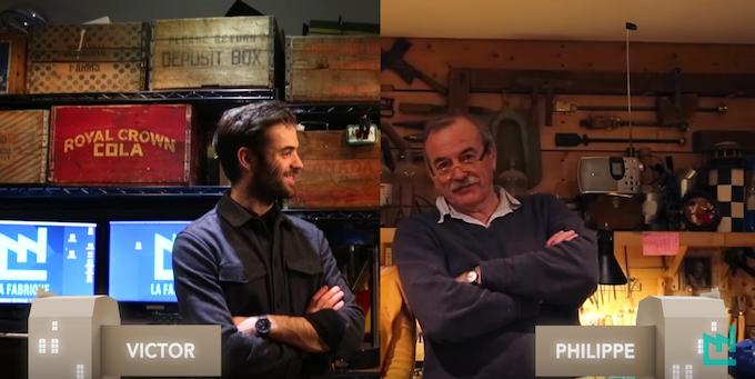 Victor & Philippe