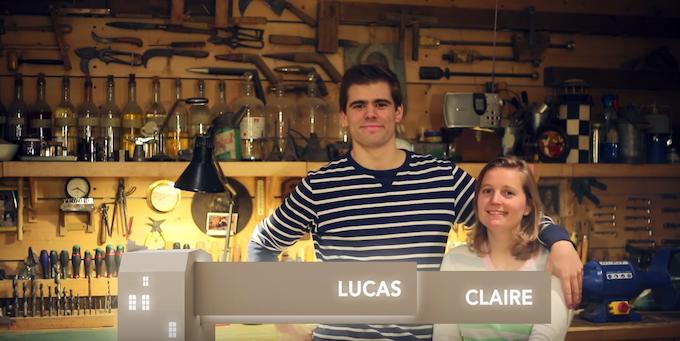 Claire & Lucas