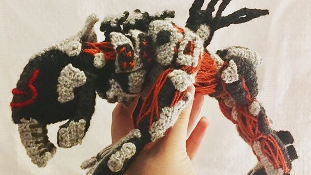 Project image for Three Legged Rabbit crochet And amigurumi