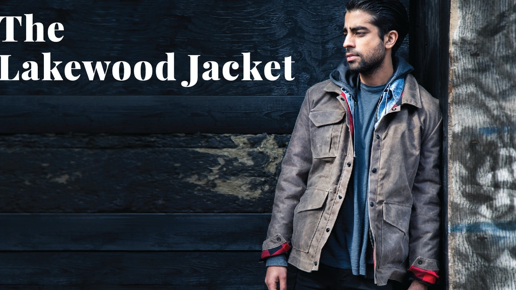 The Lakewood Jacket: the most customizable jacket ever project video thumbnail
