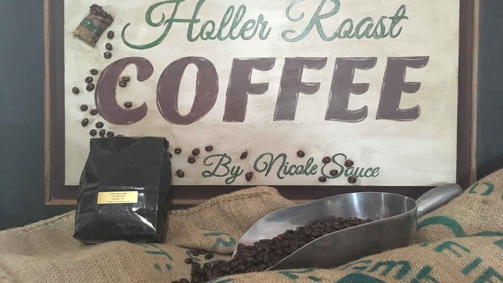 Help Holler Roast Coffee grow to the next level! project video thumbnail