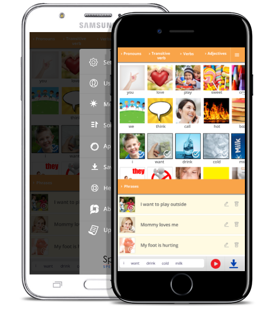 Speechify on iOS and Android phones