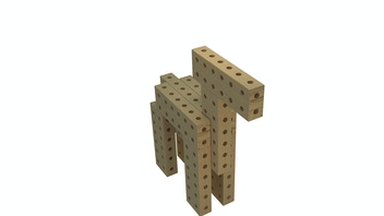 ArkoBlox | Wood Building Block For The Creative Mind