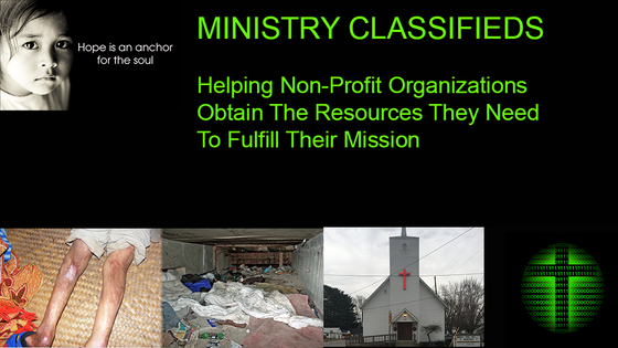 Ministry Classifieds
