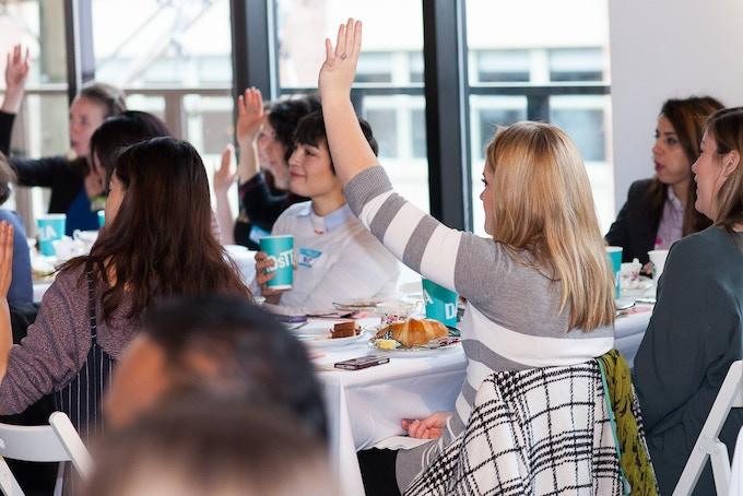 Kickoff Breakfast - Women in Tech Week 2017