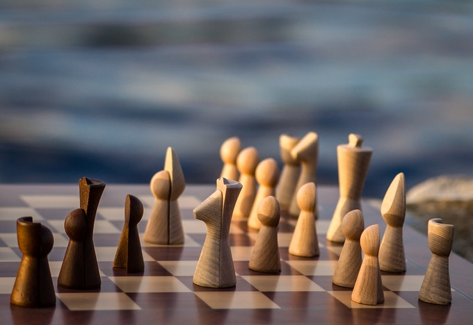 Introducing the ability to create new 'merged' pieces into the traditional chess game has created a fast, fun and challenging new game.