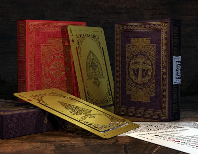 Alexandre Dumas Classics' Playing Cards ROYAL Editions