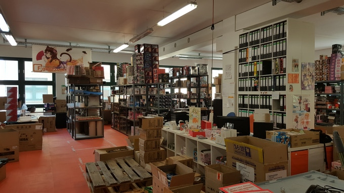 Figuya.com is a professional online store with warehouse