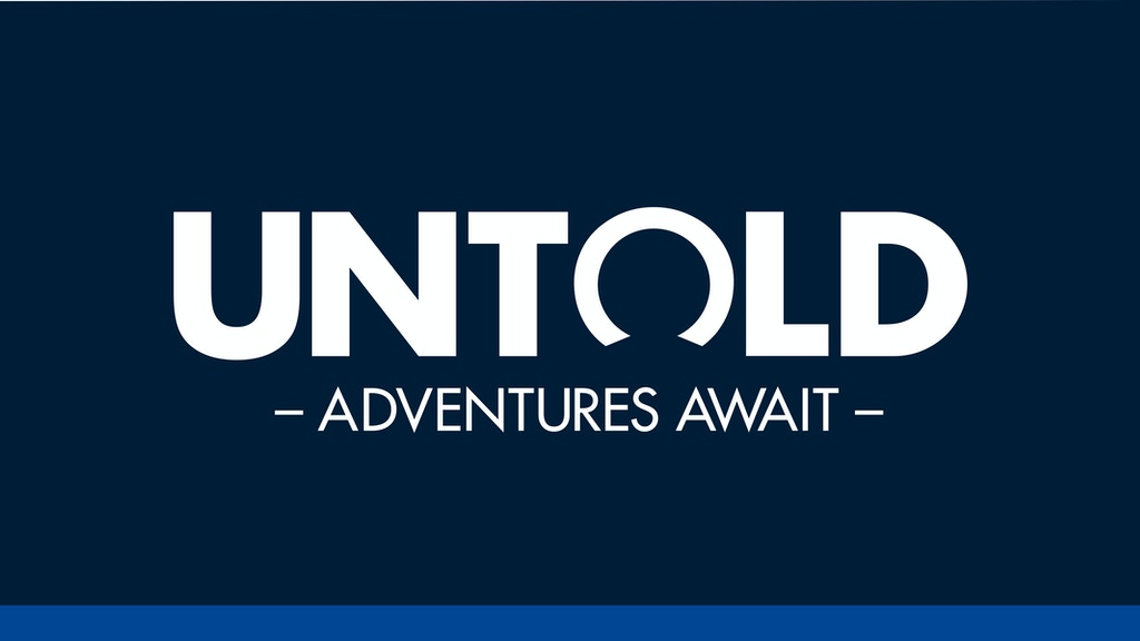 Untold: Adventures Await project video thumbnail
