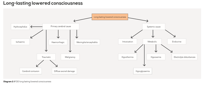 Clinical reasoning diagrams that will help you find the correct diagnosis easily. The non-clinical disciplines such as 'Ethics' and 'Statistics' are provided with questions to test yourself!