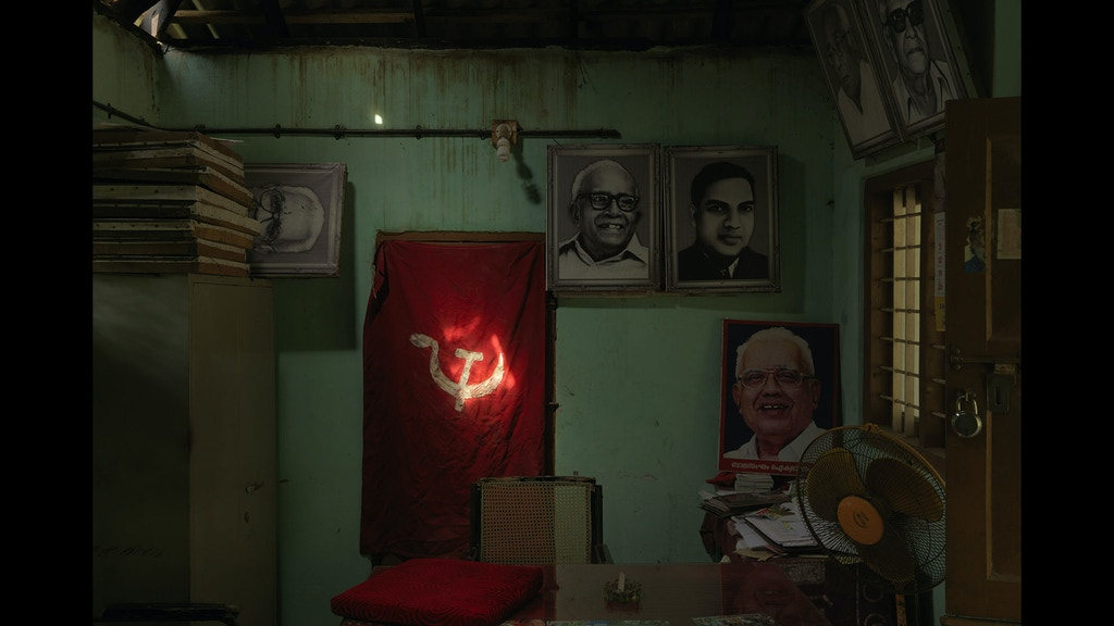 RED UTOPIA: communist party offices around the world. project video thumbnail