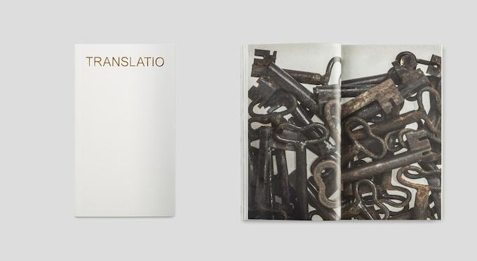 Pledge $50 - A copy of TRANSLATIO personally signed to you