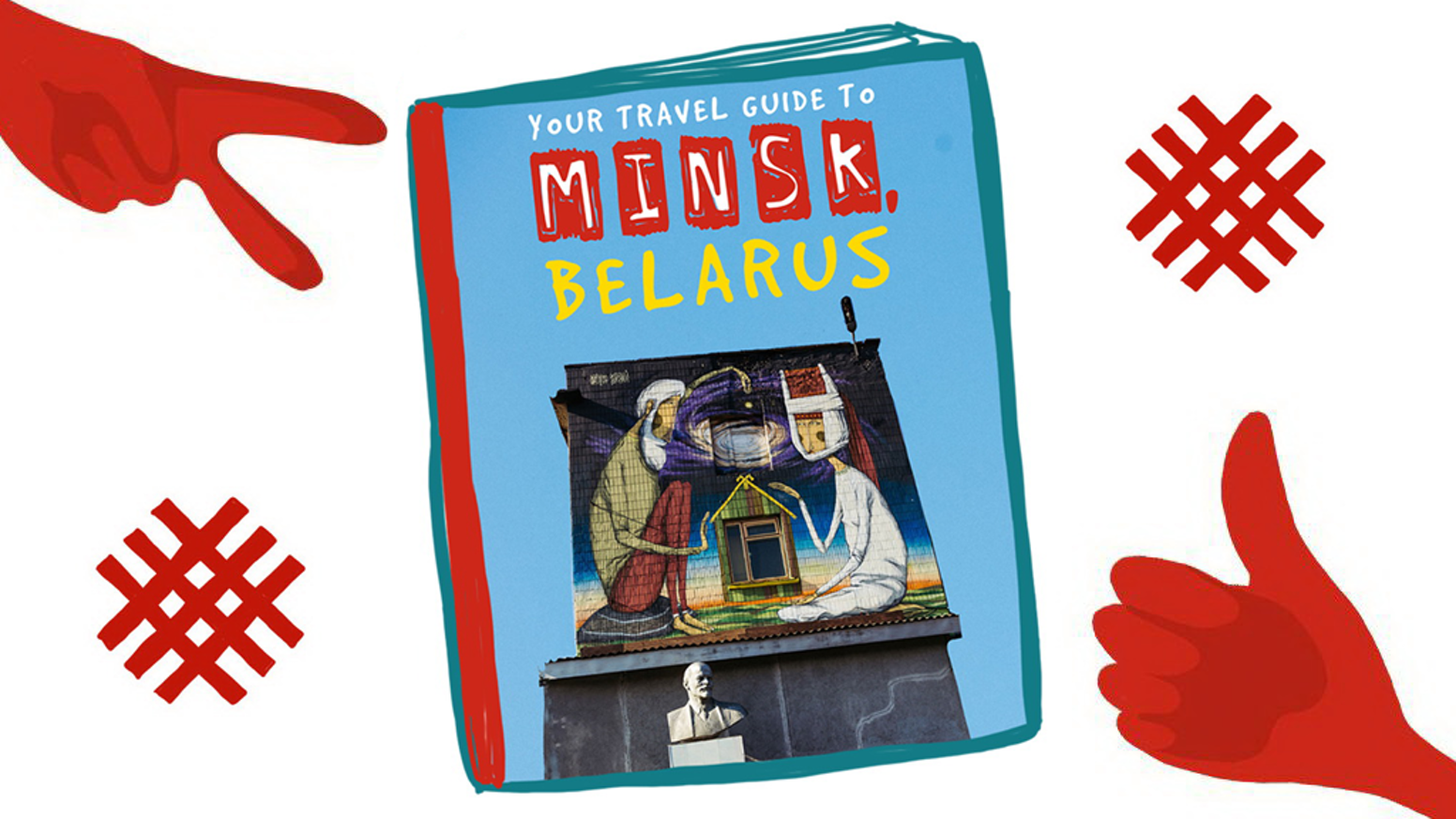 The one and only travel guide in English to this undiscovered piece of Europe, Minsk, Belarus. From a locals perspective, fun and illustrative!