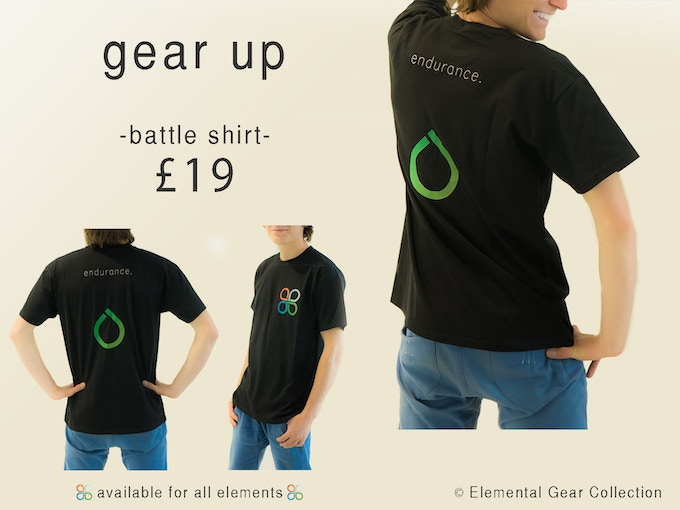 The Battle Shirt