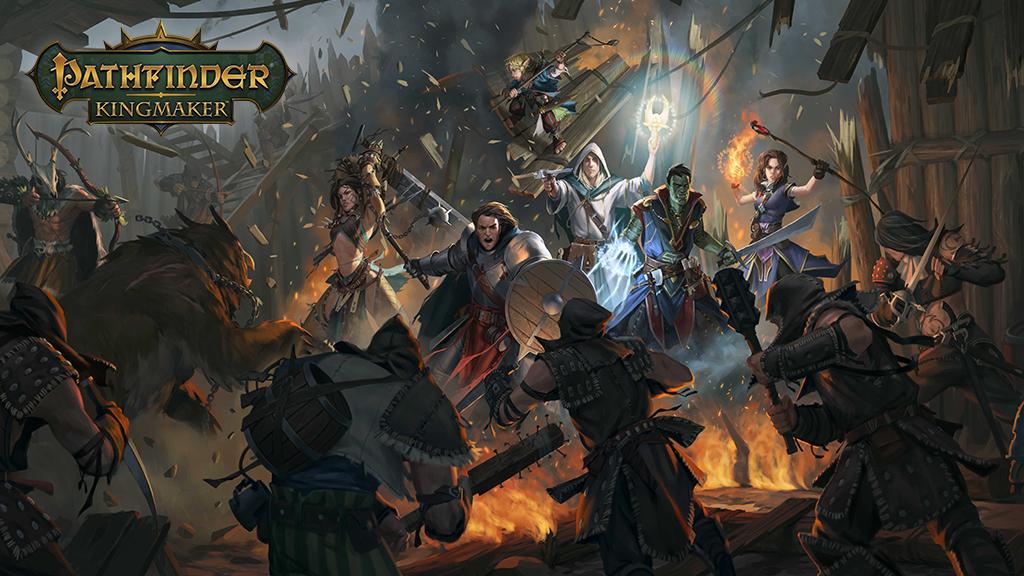 Pathfinder: Kingmaker project video thumbnail