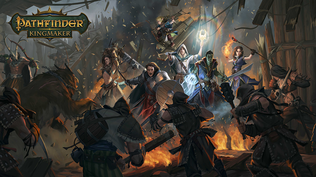 Pathfinder: Kingmaker project video thumbnail