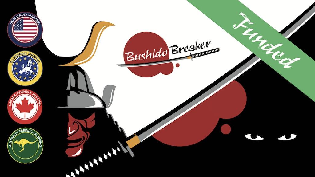 Bushido Breaker: A Hidden Movement & Deduction Card Game project video thumbnail