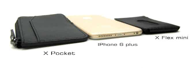 iPhone 6 Plus thickest compare