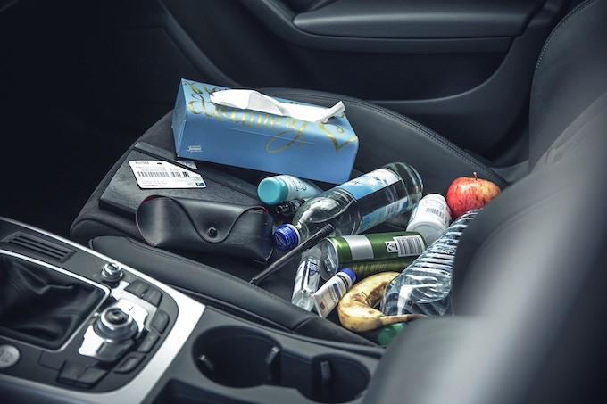 Keine Unordnung mehr auf dem Beifahrersitz - No more mess on the passenger seat