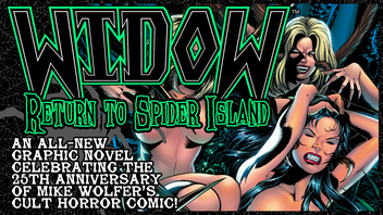 WIDOW: RETURN TO SPIDER ISLAND
