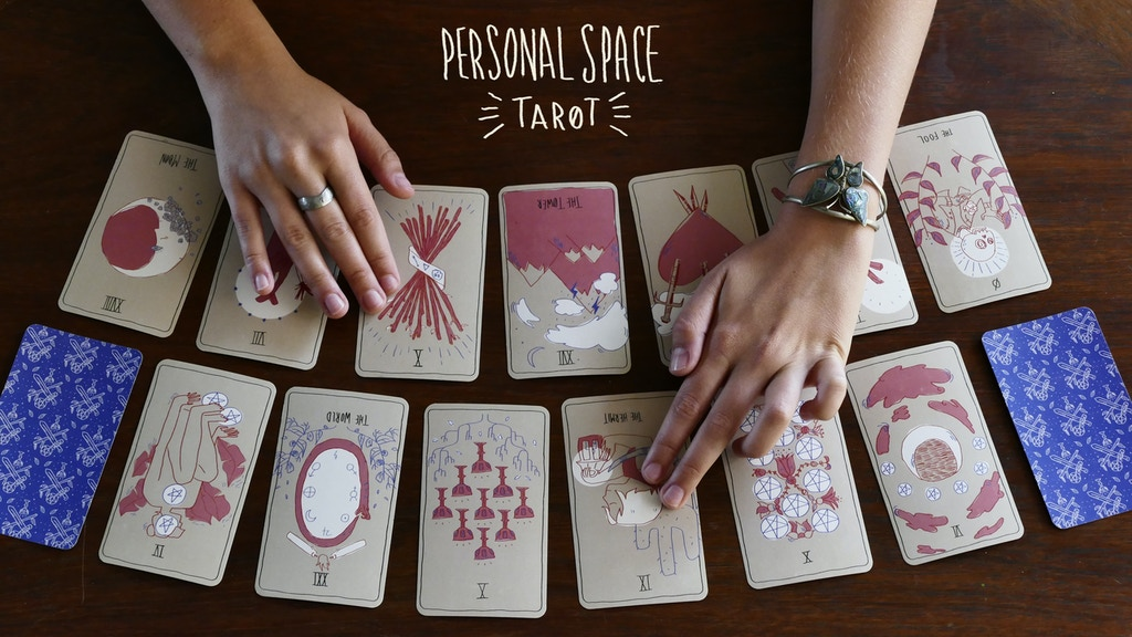 Personal Space Tarot Deck: 2nd Edition Printing project video thumbnail