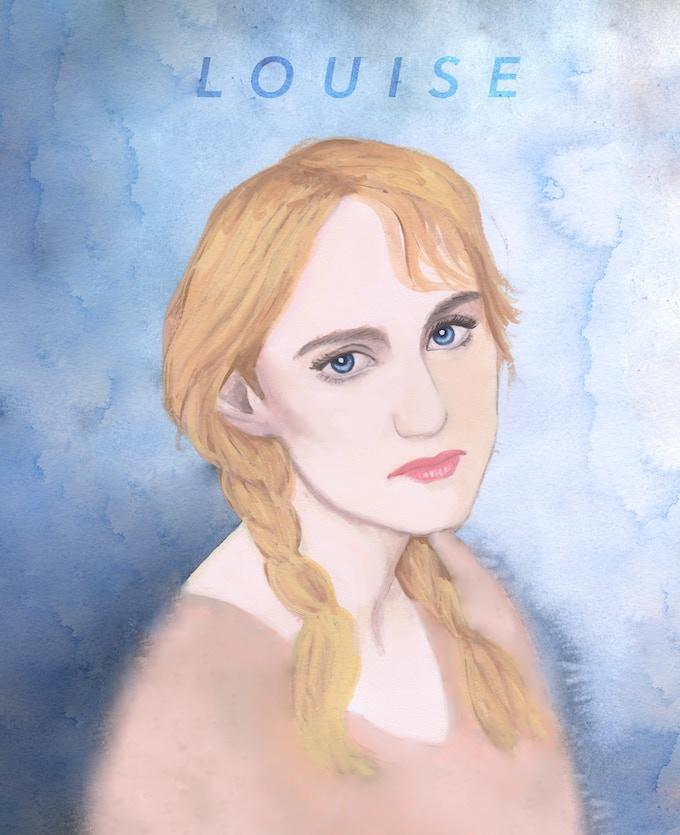 C.C. Kellogg as Louise