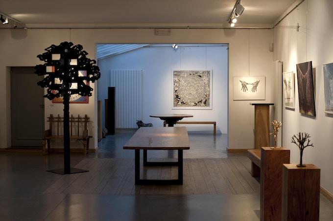 Arthus gallery. Exhibition.