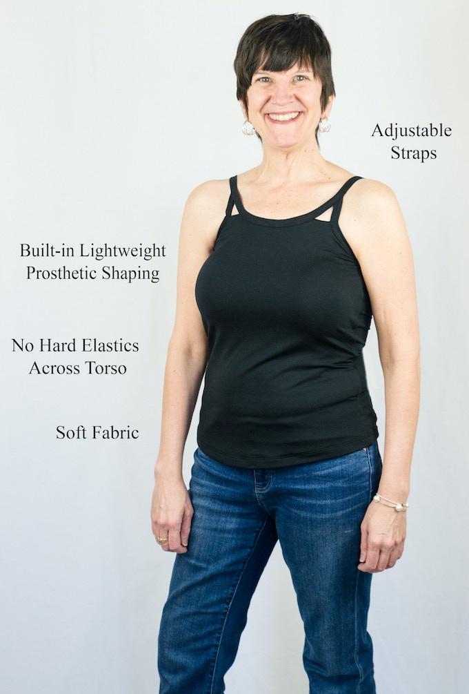 Bilateral Mastectomy Apparel, by a breast cancer survivor ...