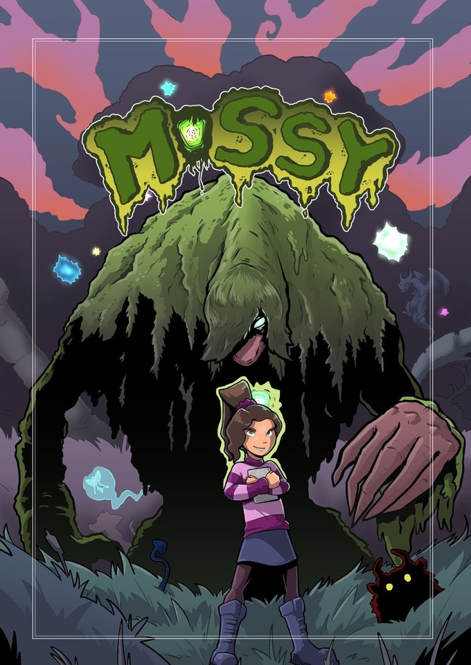 Mossy #1 by Traci Shepard