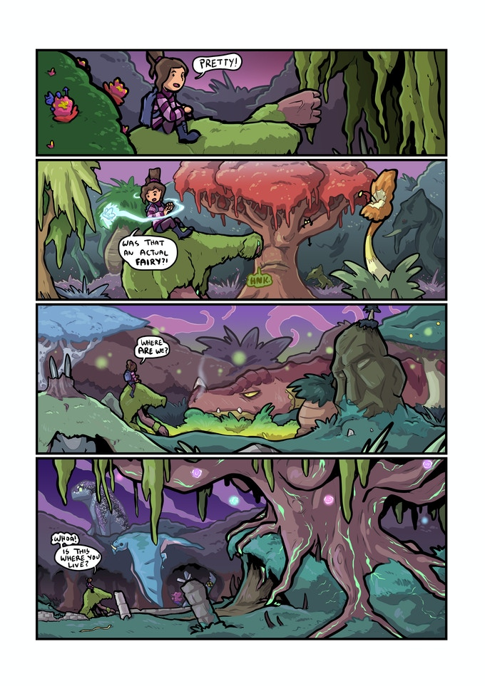 Page 9 of Mossy #1