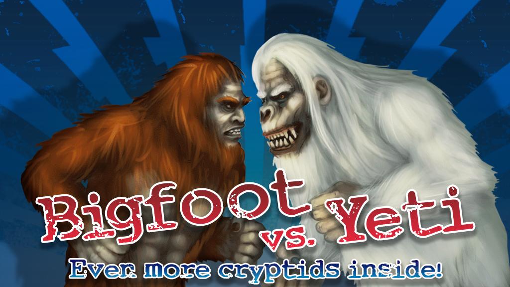 Bigfoot vs. Yeti project video thumbnail