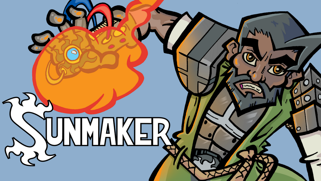 Sunmaker #1: A Frozen Apocalyptic Fantasy project video thumbnail