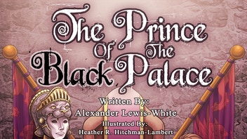 The Prince of the Black Palace: A Fantasy Novel Series.