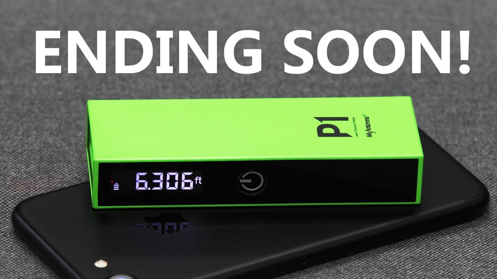 Pioneering P1, A totally new household distance measure tool