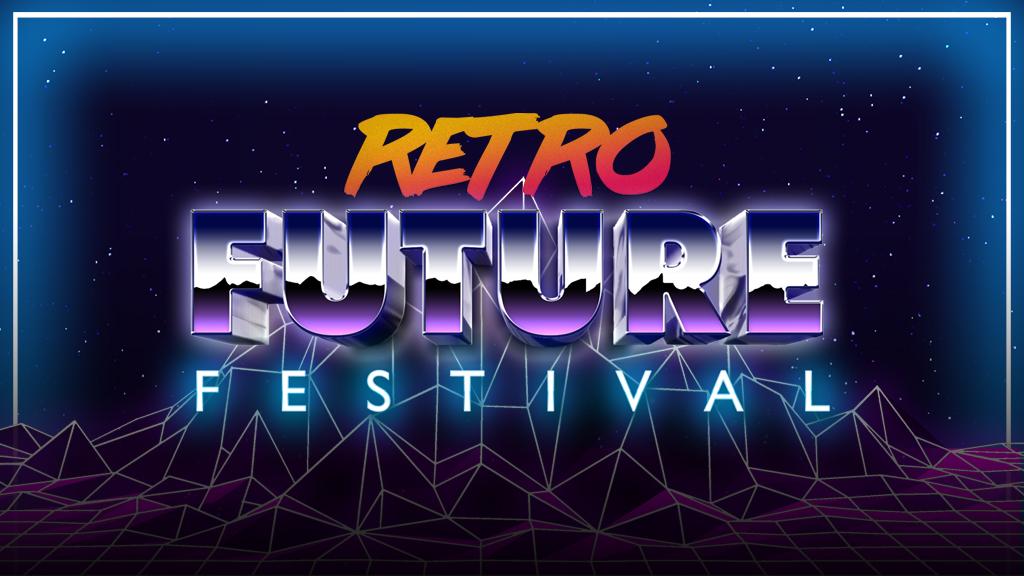 Retro Future Festival project video thumbnail