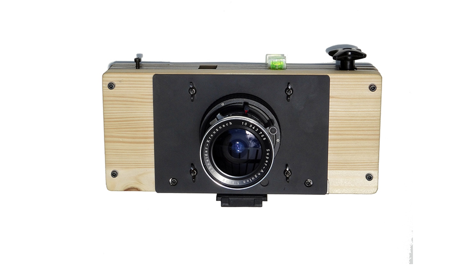 diy medium format hybrid camera probably 1st in the world by wing