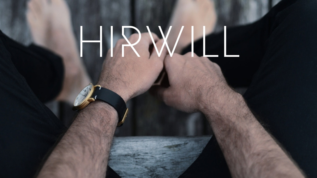 Hirwill Watches - Watches inspired by nature project video thumbnail