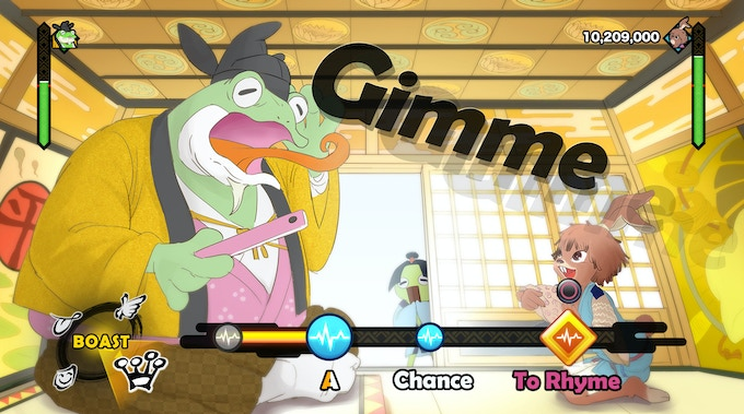 To ensure that all gamers with all kinds of setups can enjoy Project Rap Rabbit to its fullest, there will be a calibration mode