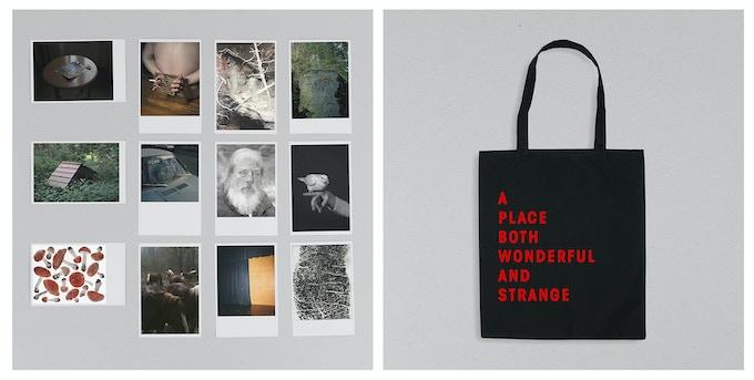 POSTCARDS + TOTE BAG Pack