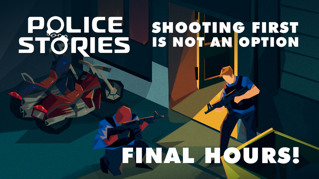 Police Stories. Free Alpha included! project video thumbnail