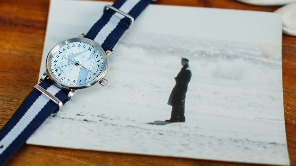 French-Russian vintage 24-hours watches by Kosmos 24 project video thumbnail