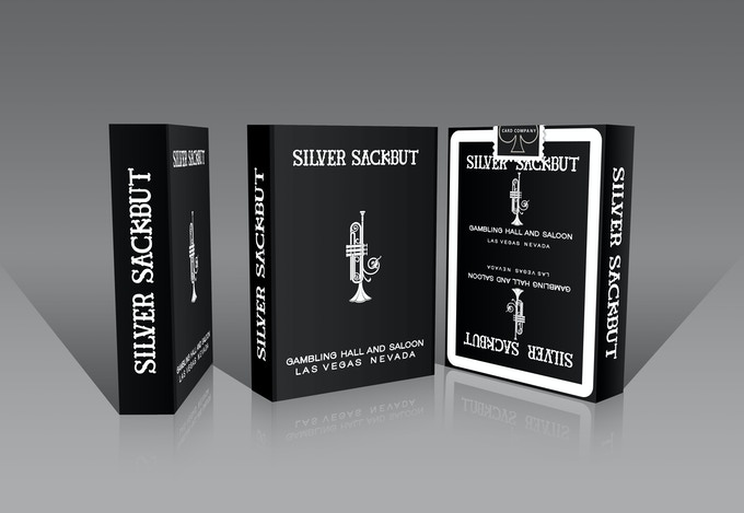 Vegas Black Silver Sackbut